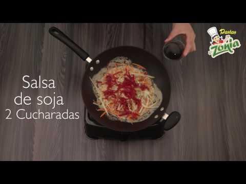 Pasta Picante con Maní | PASTAS ZONIA