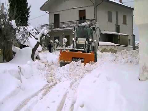 Pala da Neve Berardinucci