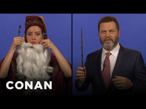 Celebrities Audition for the Role of Teen Dumbledore in Fantastic Beasts