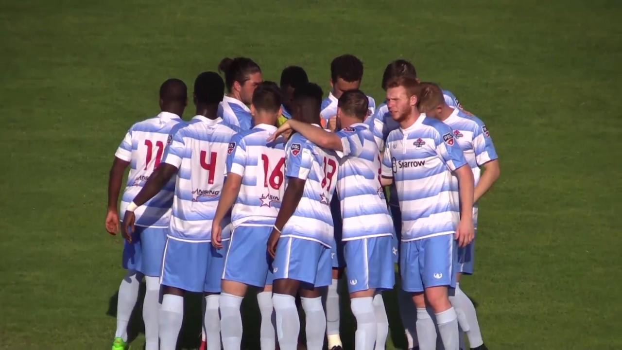 Lansing United 1-1 Dayton Dutch Lions Highlights 16 June 2018