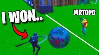 Baller SOCCER in Fortnite For $10,000