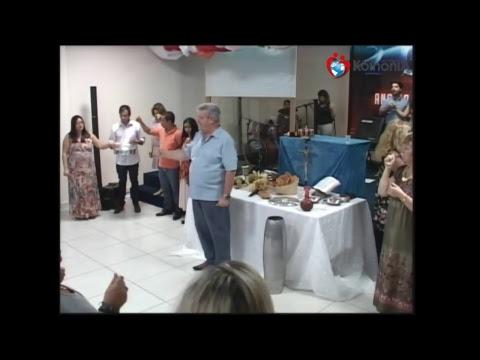 Culto de Celebração 06-08-2017