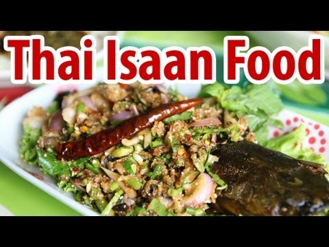 Amazing Thai Isaan Food in Bangkok – Som Tam Pu Maa Restaurant (ส้มตำปูม้า)