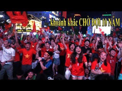 Bàn Thắng Của Anh Đức và 4 phút bù giờ đưa Đội tuyển Việt Nam Vô Địch AFF Cup 2018 - Thời lượng: 10:40.