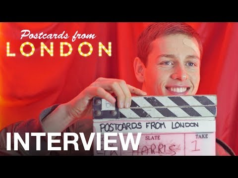 POSTCARDS FROM LONDON - Interview - Harris Dickinson