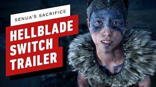 Hellblade: Senua's Sacrifice - Switch Reveal Trailer - Nintendo Direct by IGN