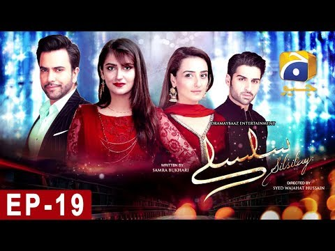 Silsilay - Episode 19 | Har Pal Geo