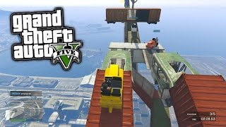 GTA 5 Funny Moments #540 with Vikkstar
