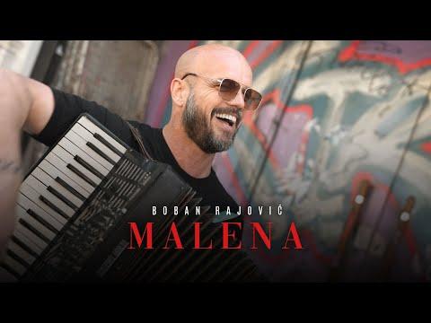 Malena - Boban Rajović - nova pesma, tekst pesme i tv spot