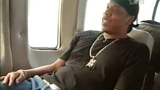 BET RAP CITY 1998 - Jay-Z Helicopter Interview with Joe Clair