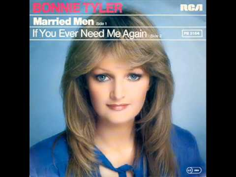 The World Is Full of Married Men (1979) (Song) by Bonnie Tyler and Mick Jackson
