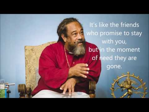 "Mooji Quotes: Don't Try to ""Learn"" What I Am Telling You"