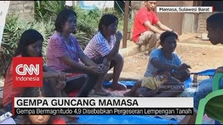 Video 2 Hari Diguncang Gempa, Sejumlah Bangunan Di Mamasa Alami Retakan MP3, 3GP, MP4, WEBM, AVI, FLV November 2018