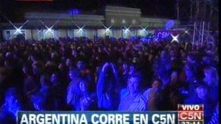 C5N - ARGENTINA CORRE EN SAN JUAN: SHOW DE AGAPORNIS