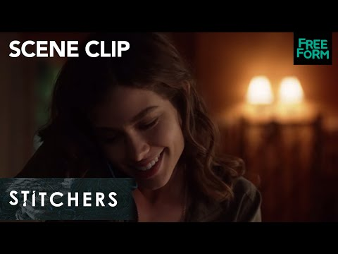 Stitchers | Season 3, Episode 6: Fisher And Maggie Question Ivy | Freeform
