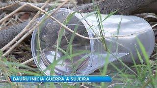 Epidemia de dengue faz Bauru fechar o cerco contra donos de terrenos sujos