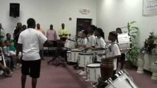 BOLD Beats Drum Line