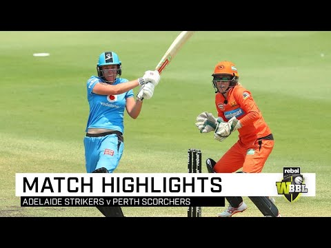 Strikers send Scorchers packing with dominant victory | Rebel WBBL|05