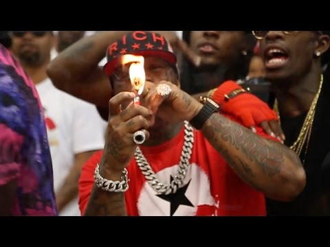 """YMCMB Ep. 3 - Rich Gang - Flashy Lifestyle """"BTS of Lifestyle ft. Young Thug & Rich Homie Quan"""""""