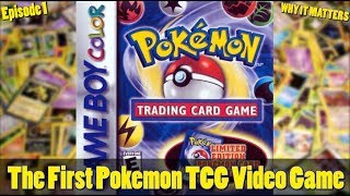 Protomario - REMEMBER to LIKE and Check the Links Below! =)Pokemon TCG for the Gameboy Color was released almost 20 years ago, but why does it matter? Well stay tuned today, and Professor K and I will let you know!Citations For Today's Video -Link to Professor K The Pokemon Evolutionarieshttps://www.youtube.com/user/PkmnEvolutionariesPokemon Trading Card Game for Gameboy Colorhttps://bulbapedia.bulbagarden.net/wiki/Pok%C3%A9mon_Trading_Card_Game_(game)Pokemon Trading Card Game Gameplayhttps://www.youtube.com/watch?v=31QXqy_xkagFollow me and Tweet Me A Question and I'll answerhttps://twitter.com/ProtomarioMusic used -GlitchxCityPlease Note, all the Pictures and Video Images that I use do not belong to me. I own no rights to the images found on Google, or recorded from said Video Games. All content is property of its content creator. Please support the companies that produce these Video games, Pictures, and Musical Segments.All footage taken falls under ''fair use'' of the Digital Millennium Copyright Act (1998). Therefore, no breach of privacy or copyright has been committed. Freedom of speech is the ability to speak without censorship or limitation.God Bless you and Jesus Loves you! =)