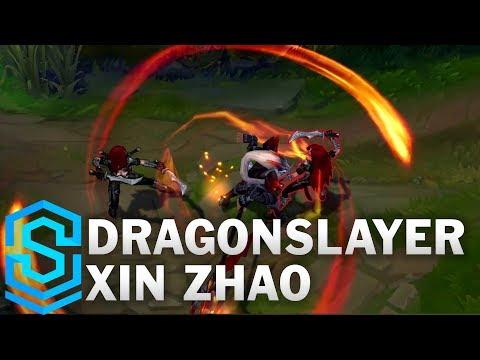 Xin Zhao Đồ Long