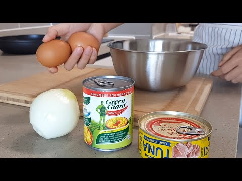 참치마요덮밥 만들기::간단요리:: Ep.03 - Thời lượng: 2 phút, 9 giây.