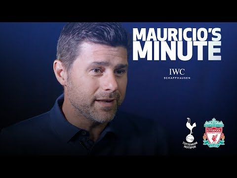 Video: MAURICIO PREVIEWS LIVERPOOL | MAURICIO'S MINUTE