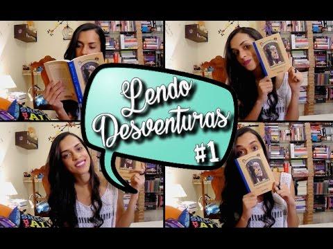 DESVENTURAS EM SÉRIE #1 ? MAU COMEÇO | Daily Vlog #5