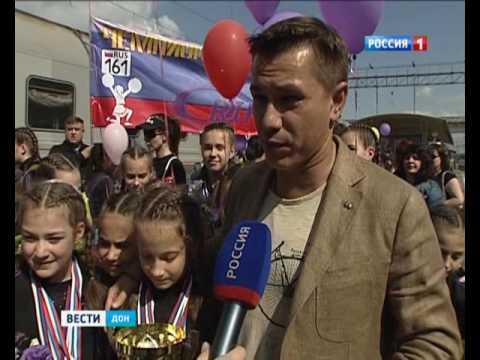 Дон-ТР-о выступлении на Чемпионате России по черлидингу в Екатеринбурге 2016