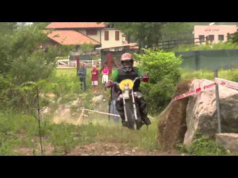 moto d'epoca - campionato italiano regolarità 4^ prova a primaluna