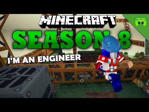 I'M AN ENGINEER «» Minecraft Season 8 # 20 | HD