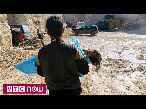 Nhìn lại 7 năm Syria chìm trong bom đạn | VTC1 - Thời lượng: 2 phút, 54 giây.