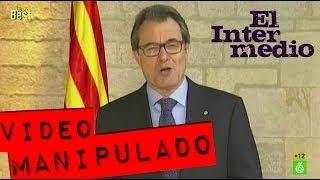 Vídeos manipulados - Artur Mas, Carlos Floriano, Gallardón y Mario Vaquerizo