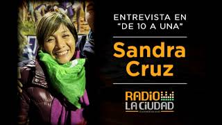 #De10aUna / Abuso y amenzas a Sandra Cruz