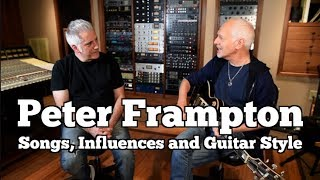 Video Peter Frampton In Person - His Songs, Influences and Guitar Style MP3, 3GP, MP4, WEBM, AVI, FLV November 2018