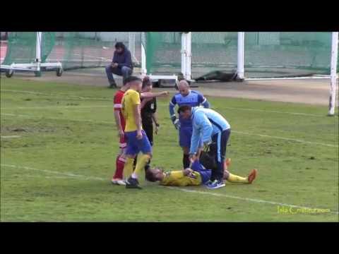Resumen partido Isla Cristina FC vs AD San José