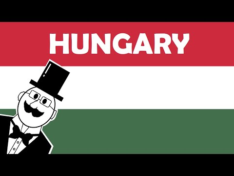 A Super Quick History of Hungary