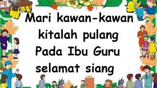 Download lagu Besok Kan Jumpa Lagi Lagu Anak Cipt Musik Mp3