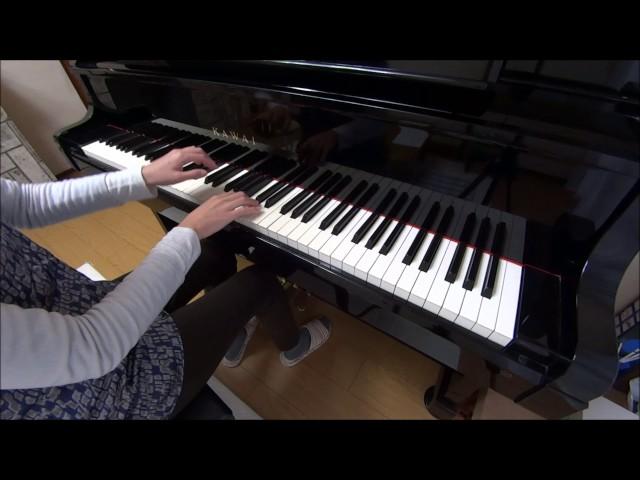 「プレ・インベンション45番」 をピアノで弾いてみた♪