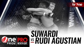 Suwardi Vs Rudi Agustian - One Pride MMA