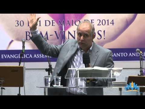 Claudio Duarte - Culto Especial de Celebração da Família Domingo às 18h30.