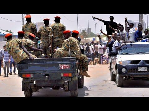 Sudan: Das Militär setzt den sudanesischen Präsidente ...
