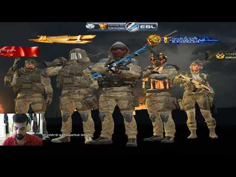 Warface Full Oyun + Facecam / Cry.Halit Ziyarete geldi !! / BNP skor denedik