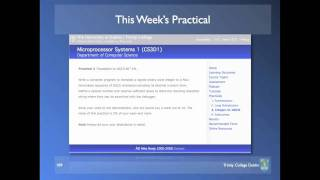 Microprocessor Systems - Lecture 13