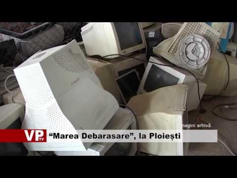 """""""Marea Debarasare"""", la Ploiești"""
