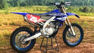 4. 2019 Yamaha YZ450FX - Dirt Bike Magazine