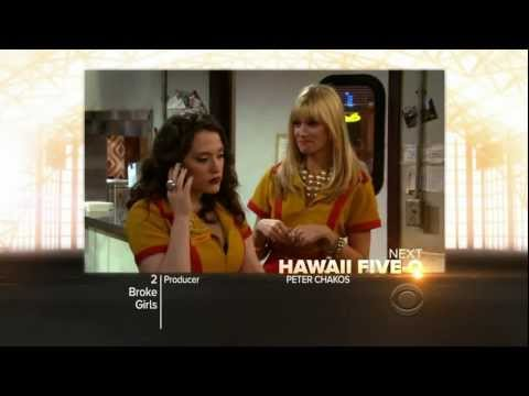 2 Broke Girls 1.02 Preview