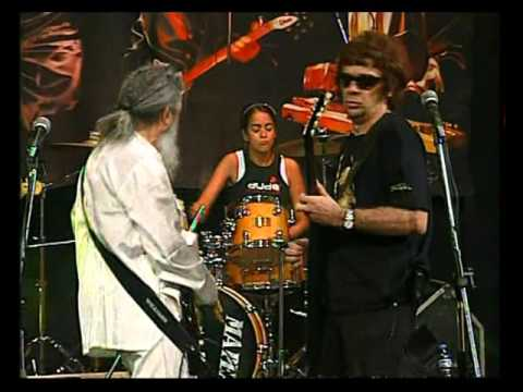 Juanse video Zapada de blues - Juanse & Botafogo - Botafogo TV 2005