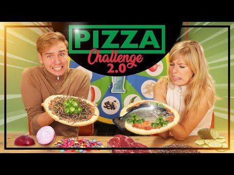 PIZZA CHALLENGE 2.0!
