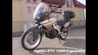 9. Aprilia ETV 1000 Caponord modified exhaust by Bendorf